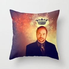 Crowley - Supernatural Throw Pillow