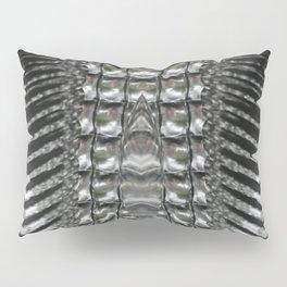 Metallnna Abstract Pillow Sham