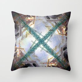 The revel is in the retells. Throw Pillow