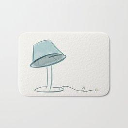 Lamp Bath Mat