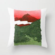 W #1 Throw Pillow