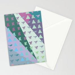 wrecking bird Stationery Cards
