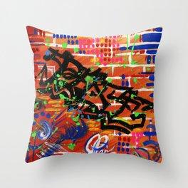 """""""PEACE"""" Throw Pillow"""