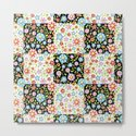 Millefiori Floral Patchwork by patriciasheadesigns