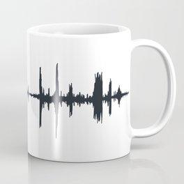 Music Wave (or New Orleans Swamp) Coffee Mug