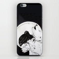 Wolf Familiar (werewolf) iPhone Skin