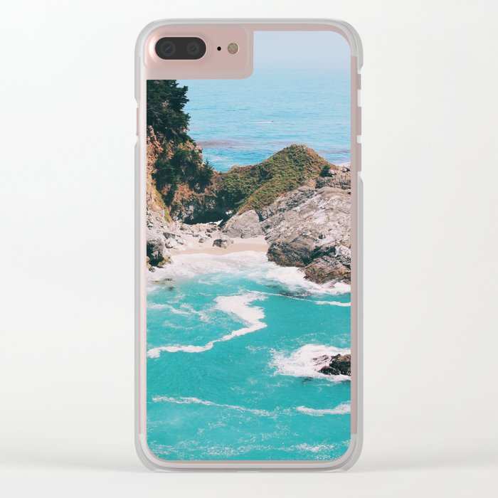 Mcway Falls Clear iPhone Case