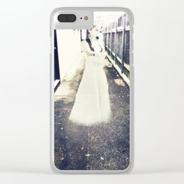 The Spectre Clear iPhone Case
