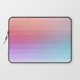 Lumen, Pink and Lilac Light Laptop Sleeve