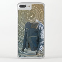 61 - the point at which the sky appears to turn Clear iPhone Case