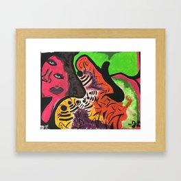 Strange Days Framed Art Print
