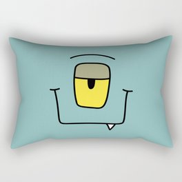 Monster - Kaa Rectangular Pillow