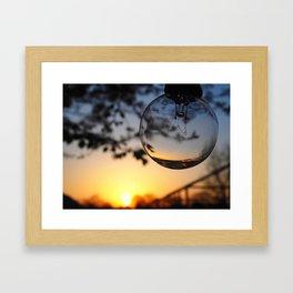 Illuminate Two Framed Art Print