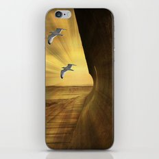 Sea Breezes. iPhone & iPod Skin