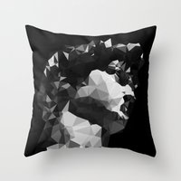 renaissance Throw Pillows featuring RENAISSANCE 2.0 by THE USUAL DESIGNERS