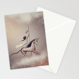A Magical Journey Stationery Cards