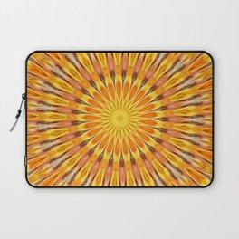 Sunny Side Bubble Dot Pattern 5 Laptop Sleeve