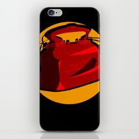 medical iPhone & iPod Skins featuring Medical Mechanica by 121gigawatts