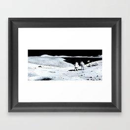 Hadley Rille Framed Art Print