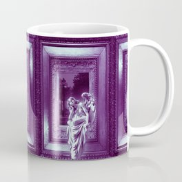 Angel of Bristol (Purple) Coffee Mug