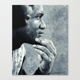 Francisco Contreras  Canvas Print
