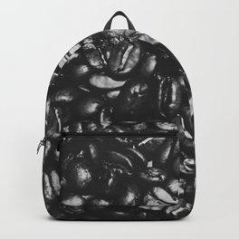 coffee floor black Backpack