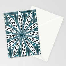 Strange inflorescence Stationery Cards