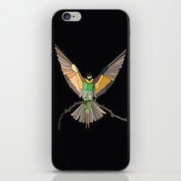 Bird Ripple  iPhone Skin