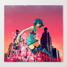 Funky Dealer - Ryth Canvas Print