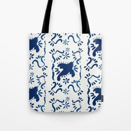Bluebird of Happiness Tote Bag