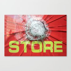 re-store Canvas Print