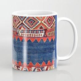 Malatya East Anatolian Kilim Fragment Print Coffee Mug