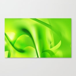 Emerald Dreams Canvas Print