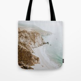 california coast v / big sur Tote Bag