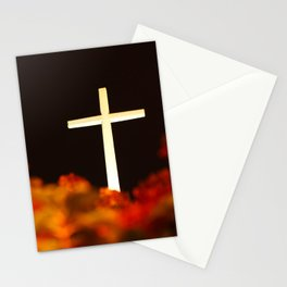 Heaven and Hell Stationery Cards