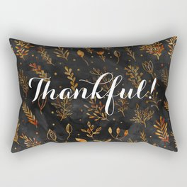 Season of Thanks Rectangular Pillow