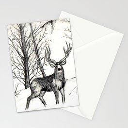 Ink Pen 3 Stationery Cards