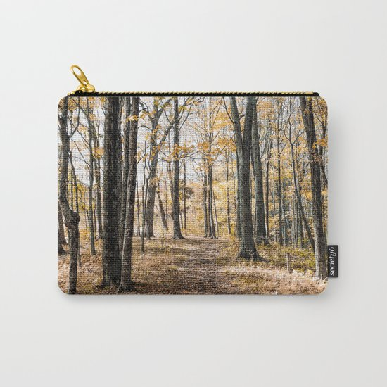 Somewhere Only We Know Carry-All Pouch
