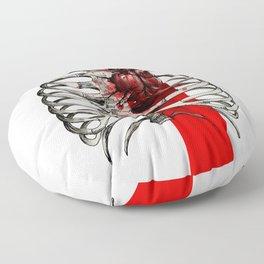 HeartBreaking Floor Pillow