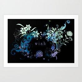 Wish Art Print
