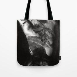 FEMALE NUDE - analog Duplex Tote Bag