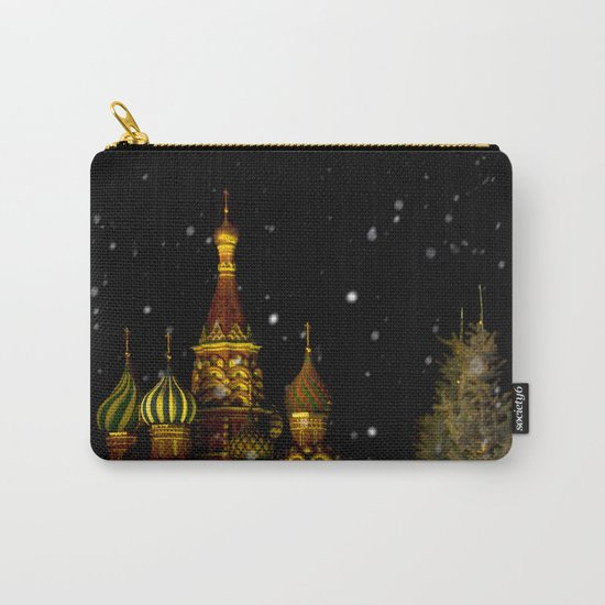 Moscow Night Carry-All Pouch