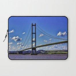Humber Bridge Laptop Sleeve