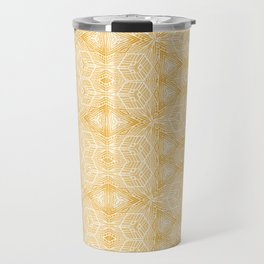 Imperfection: Three (Golden Triangles) Travel Mug