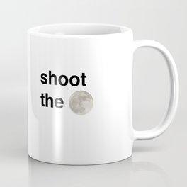 Shoot the Moon Coffee Mug