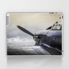The Old Fighter Laptop & iPad Skin