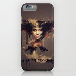 I am the Mockingjay iPhone Case