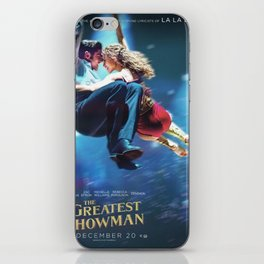 The Greatest Show Dance iPhone Skin
