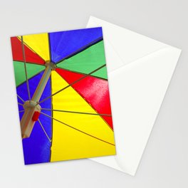 Colorful Sunshade Stationery Cards