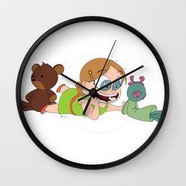 My Doll! Wall Clock